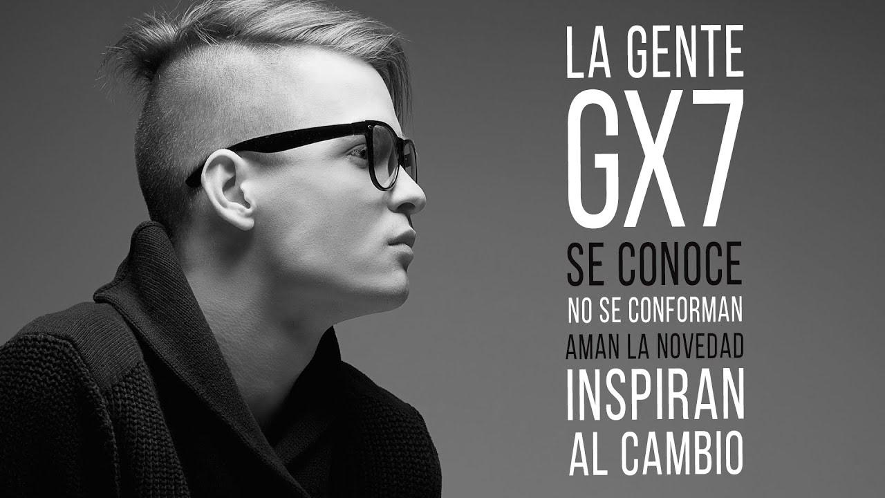 La gente GX7 SE CONOCE, no se conforman, aman la novedad, INSPIRAN AL CAMBIO