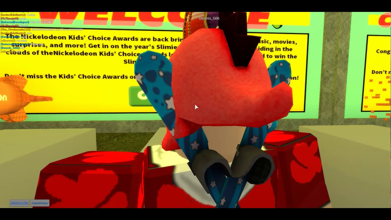 Leak Roblox Kids Choice Awards Games 2018 Leaks And Predictions
