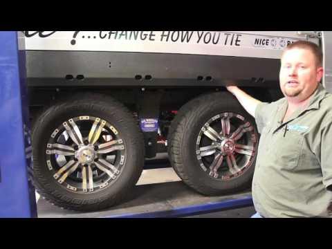 Will a Six Wheeler increase tyre wear