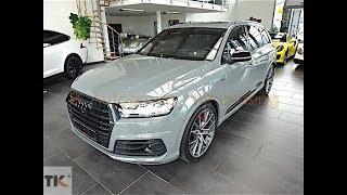 Audi SQ7 Exclusive *RSE/ ALLE PAKETE/ 22