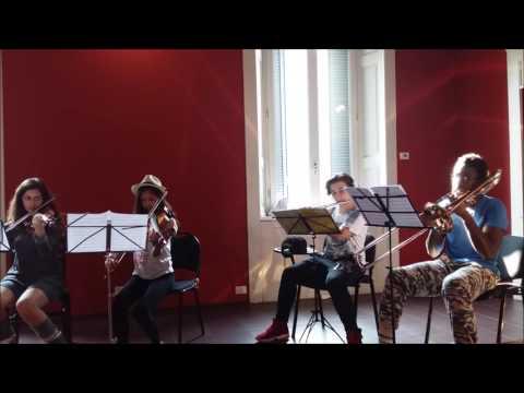 Lezione di musica al Liceo Musicale Coreutico