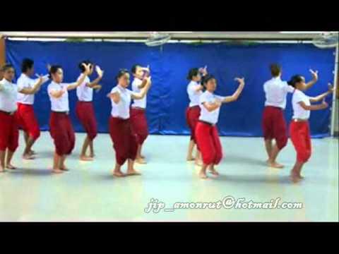 ซัดชาตรี - (กลุ่ม1) / Thai dance students