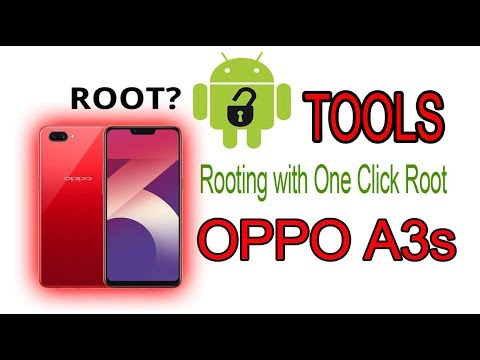 Tools ROOT OPPO A3s | TC | - YouTube