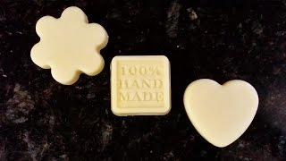 Making Lotion Bars