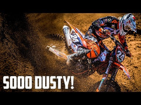 Dusty days riding my dirtbike in Norway | Vlog 80