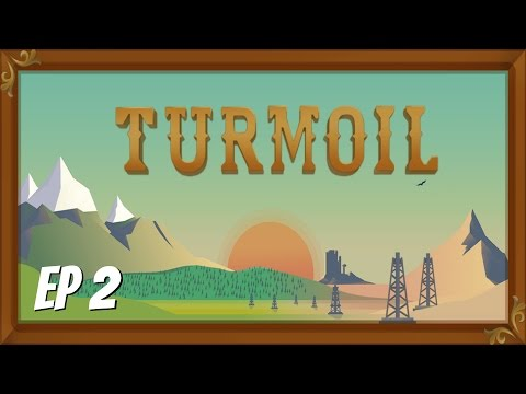 Turmoil Gameplay- Episode 2- Watch The Spillage!