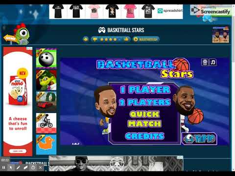Basketball Stars - Free Online Game - Start Playing | Kizi