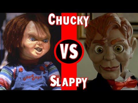 Chucky V Slappy