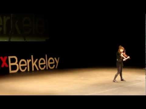 Transcendence-Lindsey Stirling at TedxBerkeley 2012