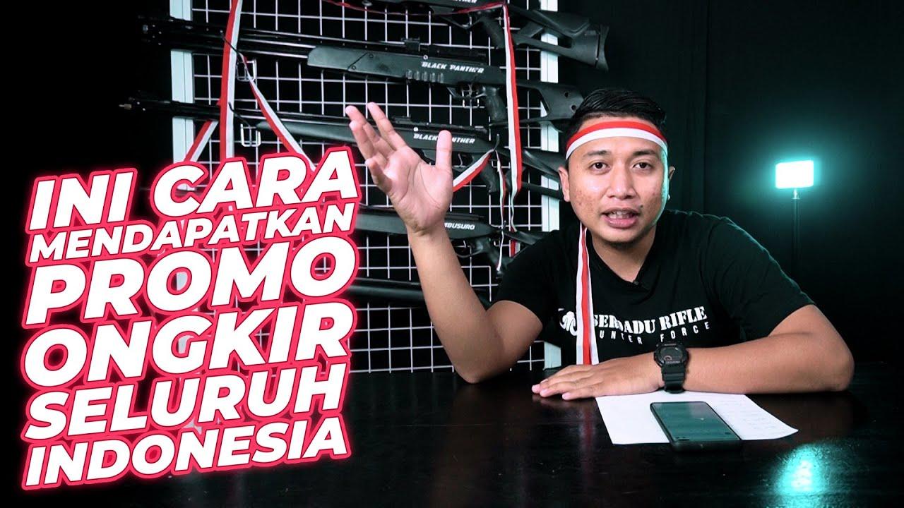 [PROMO ONGKIR 200 RIBU] SEGERA DAPATKAN !!! Segala Senapan Dapat Subsidi Ongkir ke Seluruh iNDONESIA
