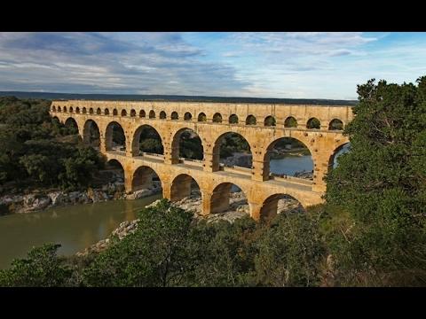 Cap Sud Ouest: Nîmes - Pont du Gard, aux sources de la romanité