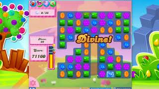 Candy Crush Saga Level 69 -- AppLevelHelp.Com