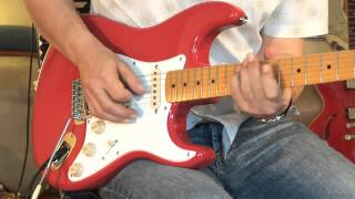 recent Fender Squier Stratocaster (China)