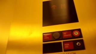 Mitsubishi High-Speed Elevators at Caesars Palace Hotel & Casino in Las Vegas, NV.