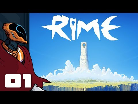 Let's Play Rime - PS4 Gameplay Part 1 - Follow The Puzzle Fox!