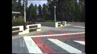 Kankarisveden koulu Jämsänkoski 16.9.1990