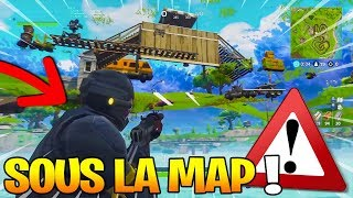 NEW GLITCH ALLER ON THE MAP on Fortnite: Battle Royale! @FortniteGame