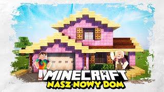 NASZ NOWY DOM w MINECRAFT 3