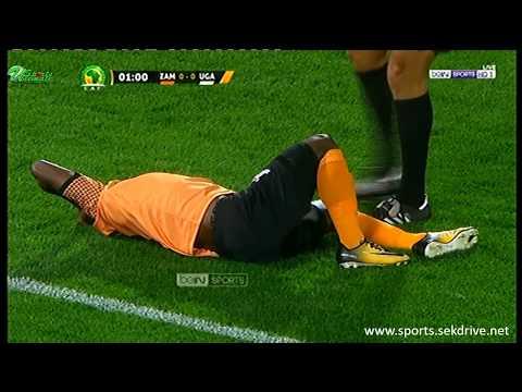Zambia 3-1 Uganda Full match