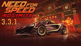 Need For Speed NO LIMITS 3 3 1 ЛУННЫЙ НОВЫЙ ГОД