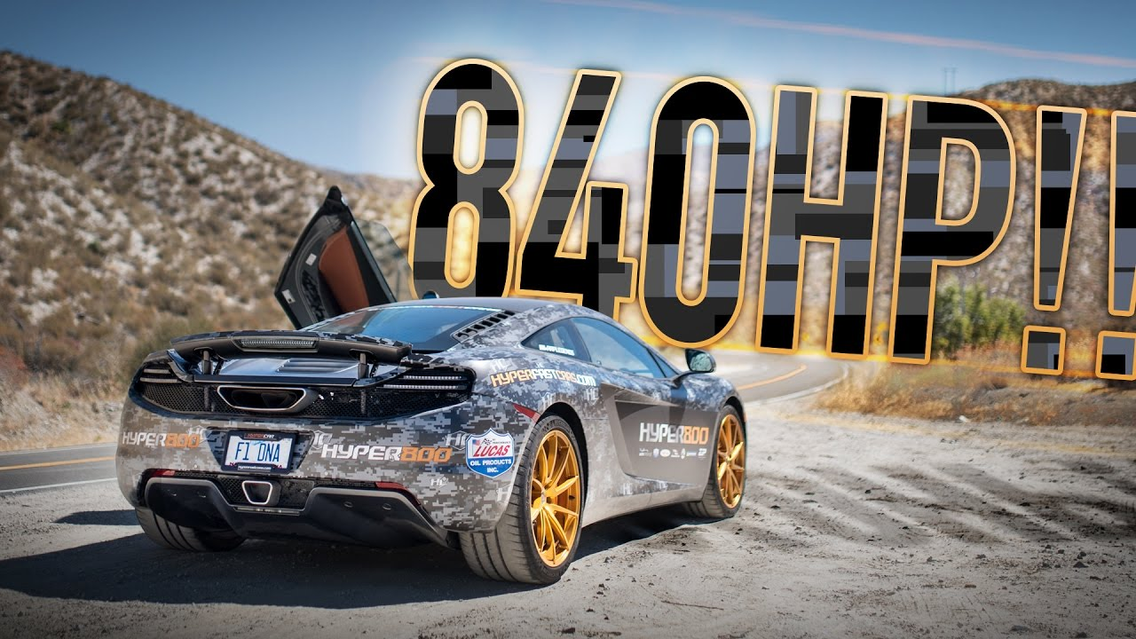 REVIEW HP Hyperfast Mclaren CYou Gotta Have It YouTube - Hyper fast cars