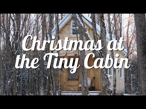Christmas at the Tiny Cabin