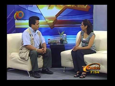 Seccion Nuestra BIOSFERA -Orquideas  Invitro -15 Noviembre 2011