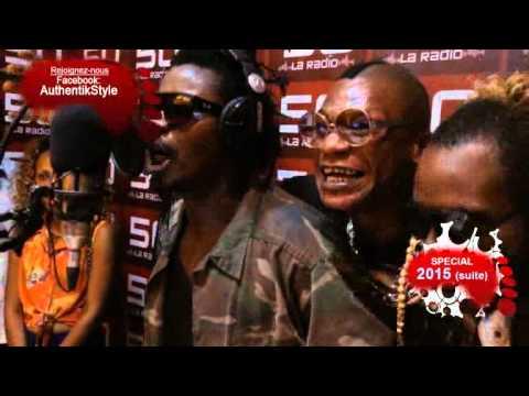 PAPY MBAVU KOTAZO, DJ REY ET WESTABADJANGO DANS AUTHENTIKSTYLE