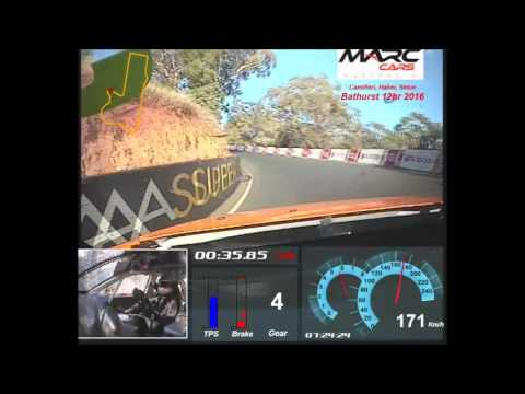 "MARC Cars driver Morgan Haber laps ""The Mountain"" during the 12hr last week . Smooth Laps Morgan https://youtu.be/Hsb_aDwek4g"