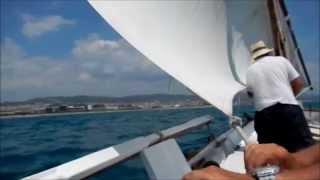 Slow sailing con el Monte Toro
