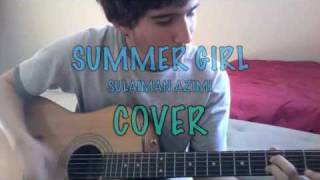 Sulaiman Azimi - Summer Girl [Cover]