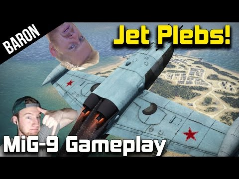 War thunder mig 9 gameplay download cod4