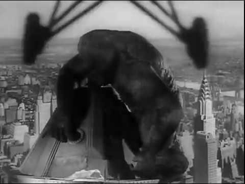 King Kong (1933) de Merian C. Cooper y Ernest B. Schoedsack (El Despotricador Cinéfilo)
