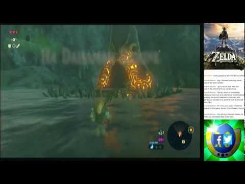 Zelda BoTW Stream 3 - Further Exploring Hyrule Kingdom