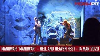 "Manowar ""Manowar"" - Hell and Heaven - 14 Mar 2020"