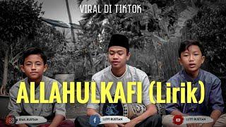 Download Lagu VIRAL DI TIK-TOK !! SHOLAWAT ALLAHULKAFI LIRIK - DARBUKA COVER MERDU mp3