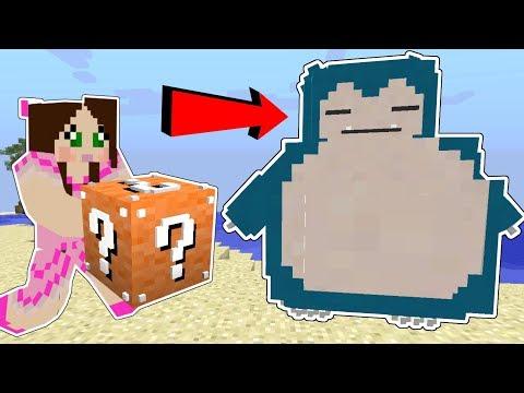 Minecraft: SUPER LUCKY BLOCK POKEMON CHALLENGE!!! - POPULARMMOS WORLD [6] thumbnail