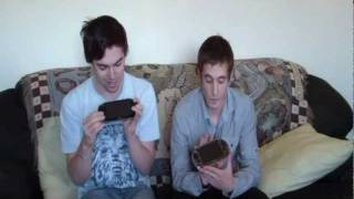 DaT Show Thoughtings: PS Vita Unboxing