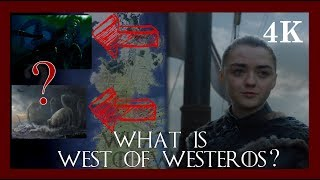 What Is West of Westeros? Spin-Off Game of Thrones - Mystery Explained
