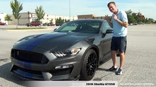 Review: 2016 Shelby GT350 thumbnail