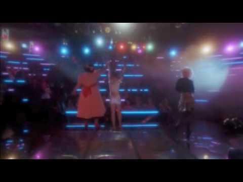 Tony Forsyth in 'The Fruit Machine' - dance off scene