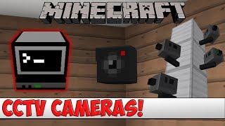 Gambar cover Minecraft Plugin Tutorial - CCTV Cameras