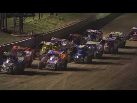 Crate Sportsman Feature 9/1/2018, Pit View, Woodhull Raceway