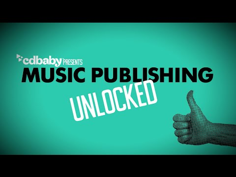 What is music publishing?
