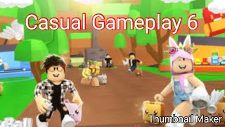 Roblox Casual Gameplay 6