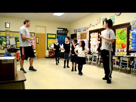 Dance In Schools: Achy Breaky Heart