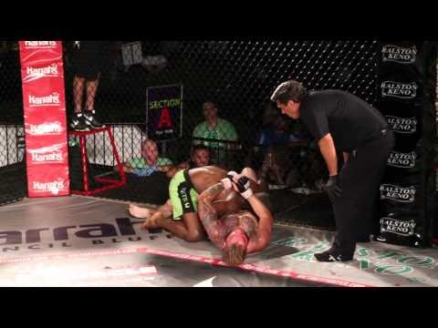 VFC Stir Cove 2 - Fight 10 - Mark Scudder vs  Rakim Cleveland