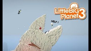 LittleBIGPlanet 3 - Angry Whale is Super Mad [Playstation 4]