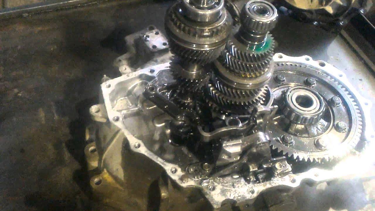 Контрактная бу МКПП 4M40 на Nissan Almera и Primera