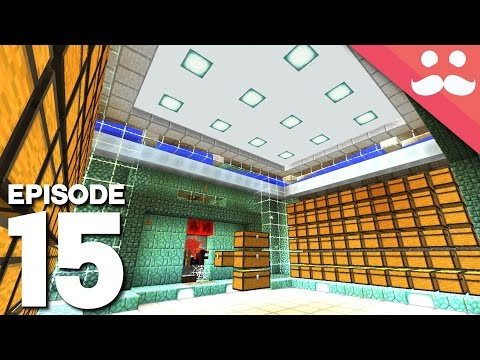 Hermitcraft 5: Episode 15 - GUARDIAN...